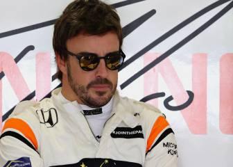 """Alonso se queja: """"Es increíble una sanción a la cuarta carrera"""""""
