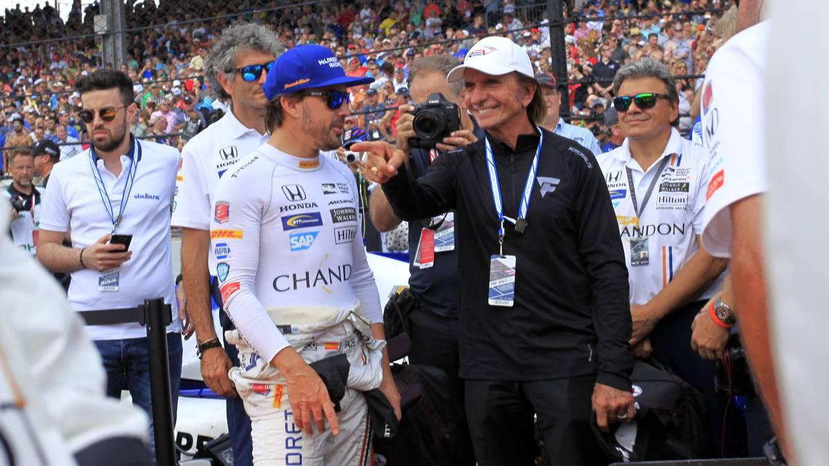 Resultado de imagen de Fernando ALonso Fittipaldi