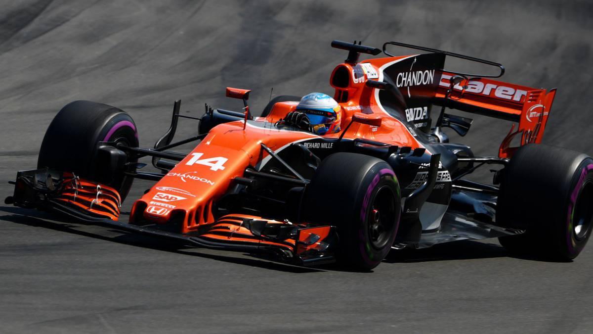 F1 | McLaren Honda: Alonso espera casi 30 km/h menos en Bakú - AS.com