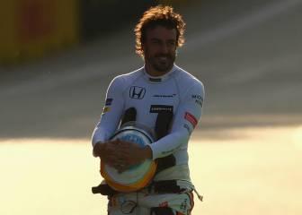 """""""Los Red Bull creen que entro en boxes, pero es mi velocidad"""""""