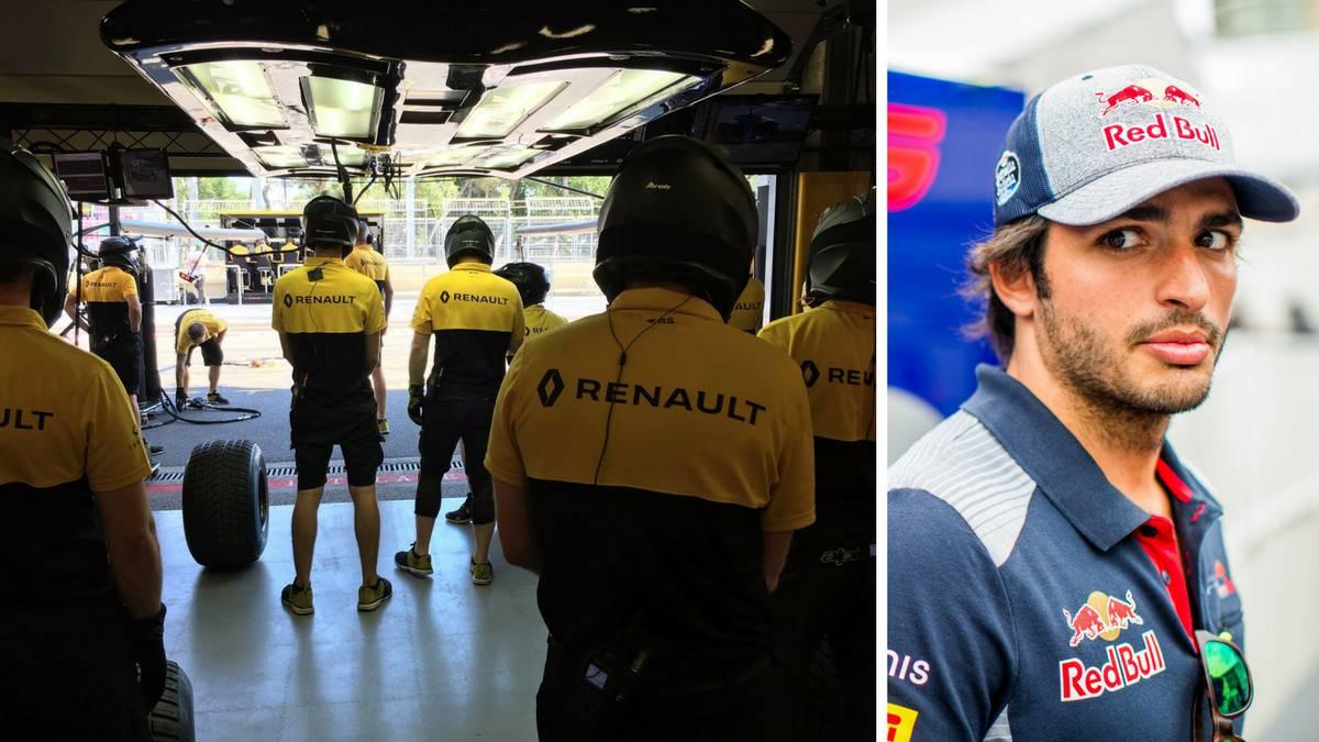 Resultado de imagen de Carlos Sainz Renault f1