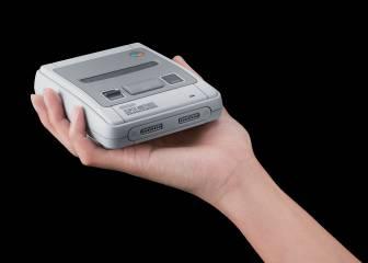 Nintendo Classic Mini SNES, el nuevo grial de la consolas