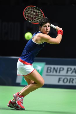 Carla Suárez alcanza el tope de su carrera: 13ª de la WTA