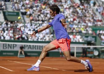 Federer: 'He jugado Roland Garros desde 2008: volveré'