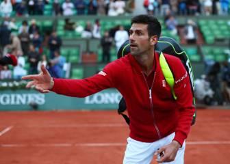 Novak Djokovic: 'Podías sentir el dolor de Nadal'