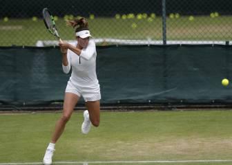 Muguruza abre la Centre Court, junto a Djokovic y Federer