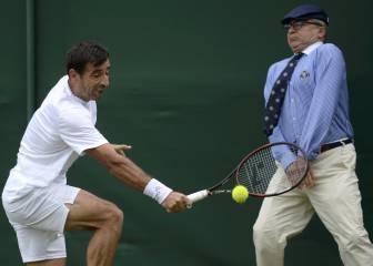 Todo menos tenis en Wimbledon