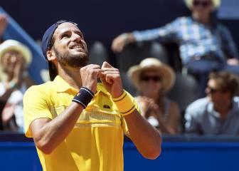 Feliciano: 'He esperado diez años para ganar este torneo'