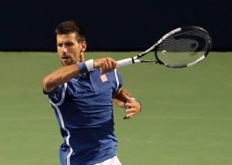 Djokovic tumba a Stepanek y avanza a cuartos en Toronto