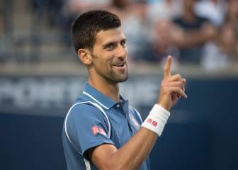 Nishikori-Wawrinka y Djokovic-Monfils, semifinales en Toronto