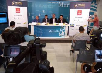 McEnroe, Noah y Wilander... las leyendas se juntan en Marbella