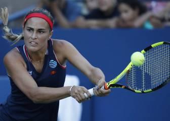 Gasquet y Puig, sorpresas en la primera jornada del US Open