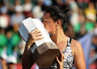 Lara Arruabarrena logra en Seúl el segundo título de su carrera