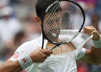 Djokovic es baja en Pekín por unos problemas en el codo