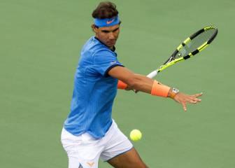 Nadal: 'Voy a Pekín y Shanghai para intentar competir bien'