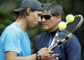 'Sé qué le pasa a Rafa Nadal y no me interesa contarlo'