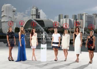 ¿Quiénes son las aspirantes a maestras de la WTA?