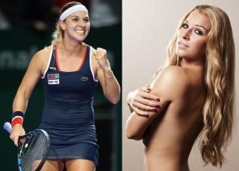 Cibulkova: atracción total del tenis en 10 detalles y 10 fotos