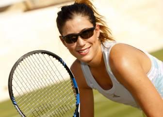 Garbiñe, quinta tenista con más clicks en la web de la WTA