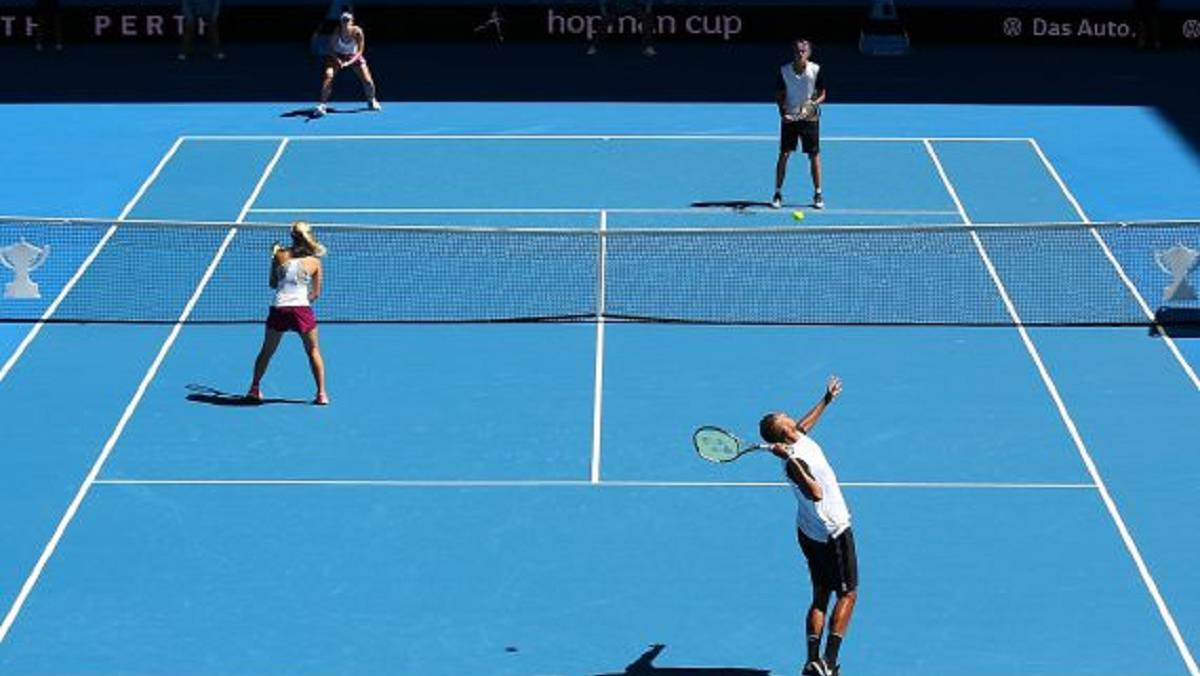 Hopman Cup | Hopman Cup 2017 to employ Fast4 Tennis format ...