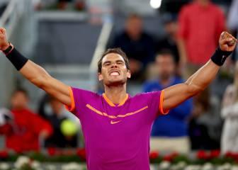 Nadal-Djokovic TV: horario y dónde ver en directo y online