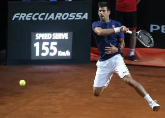 Djokovic devora a Thiem y jugará por su 31º Masters