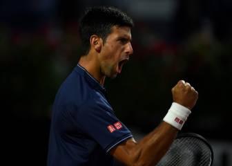 Djokovic - Zverev TV: horario y dónde ver en directo y online