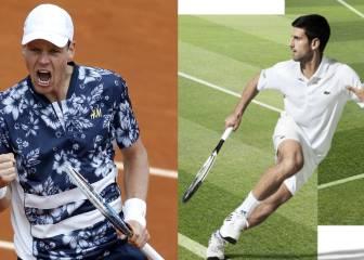 Del H&M de Berdych al Lacoste de Djokovic: las marcas del tenis