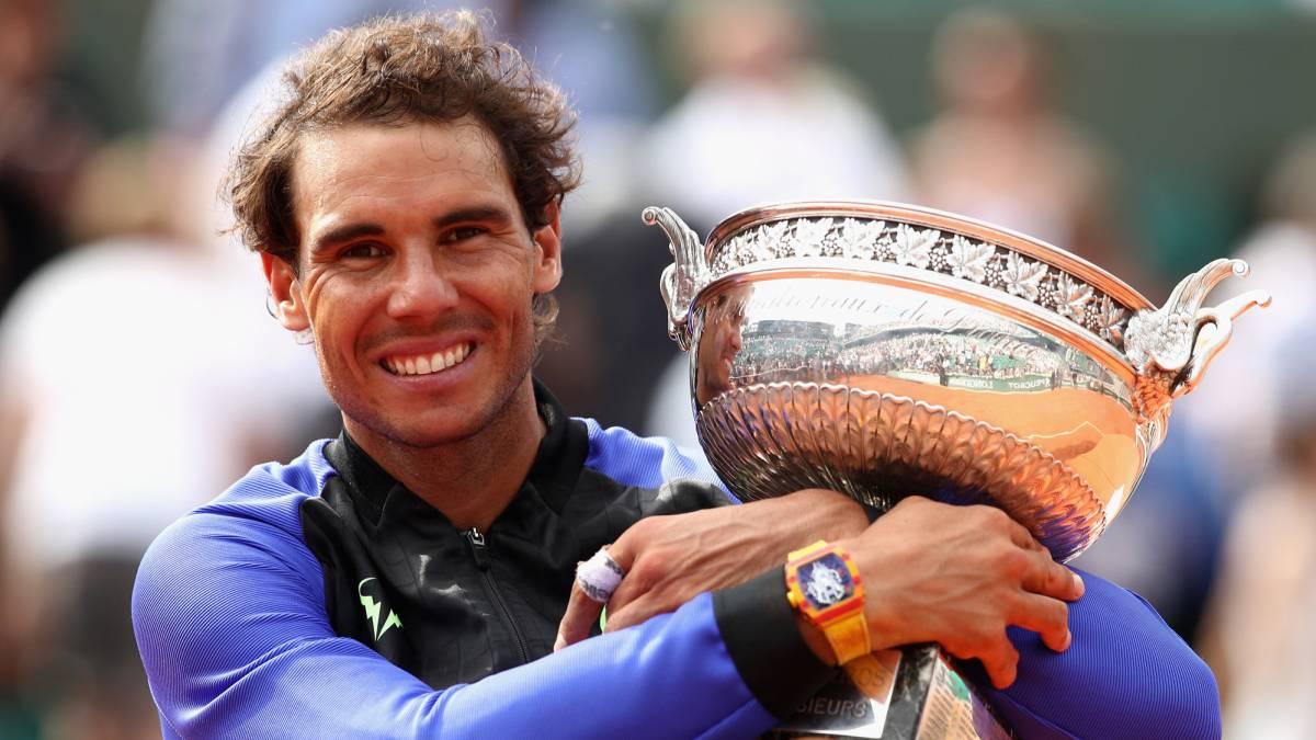 Nadal arrasa y se lleva su décimo título din ceder un solo set
