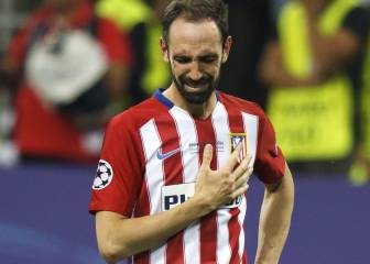 A disconsolate Juanfran asks Atleti fans for forgiveness