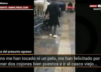 """El terrible audio del ultra del Betis: """"La Ertzaintza me felicitó por tenerlos bien puestos..."""""""