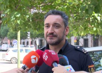 El despliegue de seguridad en el Calderón y en las Fan Zone