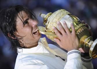 Diez años del Nadal-Federer en Wimbledon 2008, el mejor partido de la historia