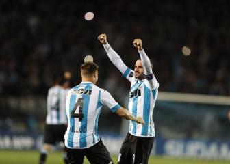 Racing elimina a Corinthians y jugará los cuartos ante Libertad