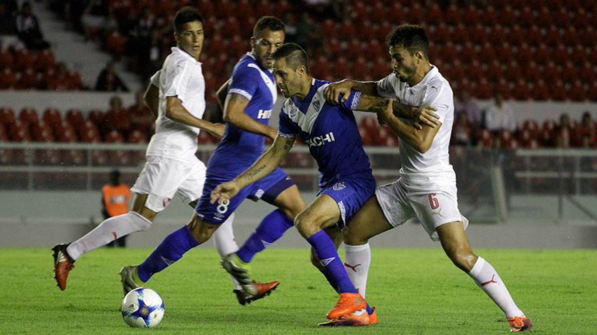 Independiente 1-0 Vélez: resumen, goles y resultado - AS Argentina