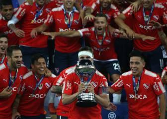 Independiente vuelve a reinar en Sudamérica