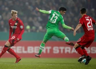 Monchengladbach-Leverkusen en vivo online: Copa de Alemania