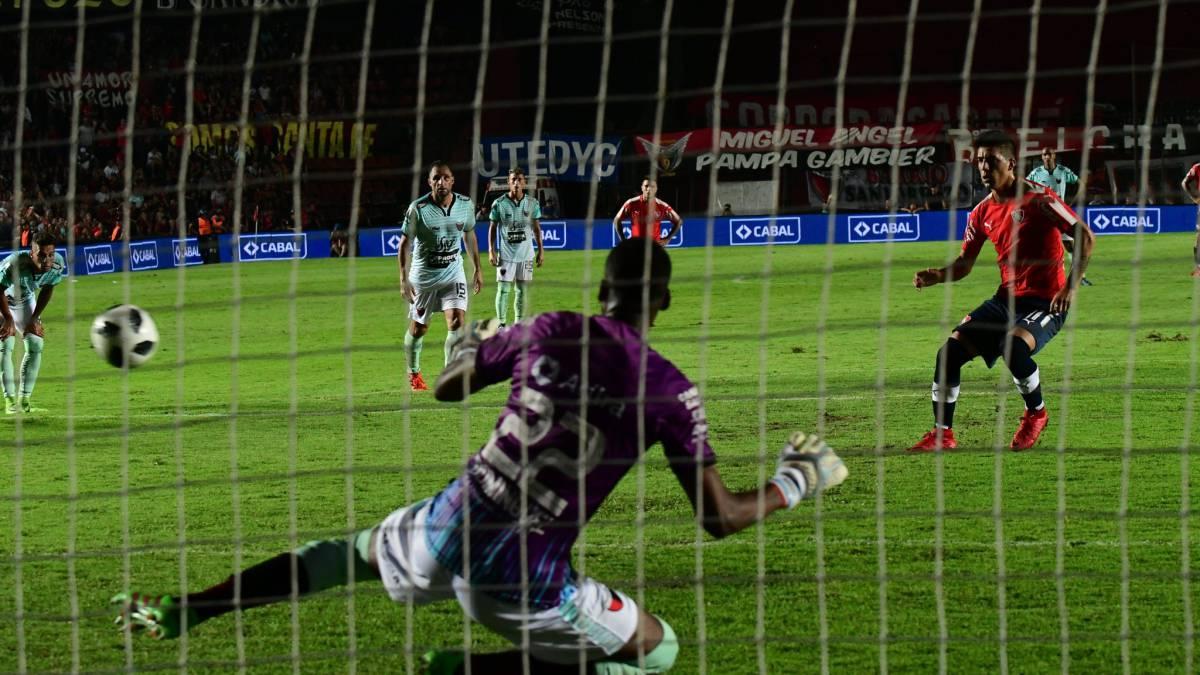 Colón 0-1 Independiente  resumen b5e4f05a9743f