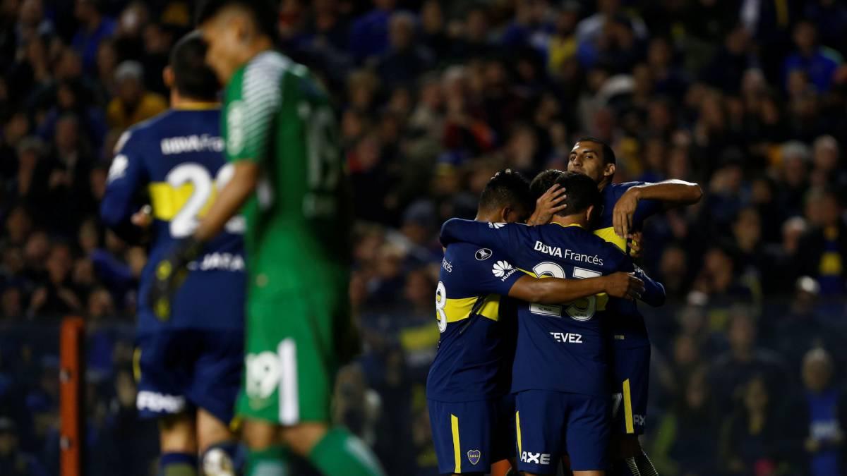 Boca 5-0 Alianza  goles 14eb837bcaf87