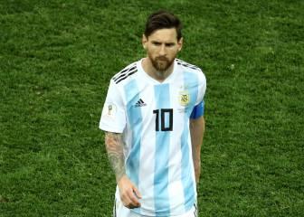 En Argentina piden que Messi renuncie otra vez a la selección