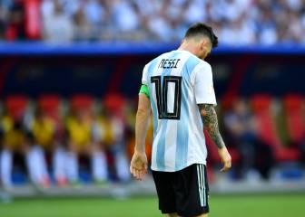 """""""No me entra en el cerebro que Messi maneje la Selección"""""""