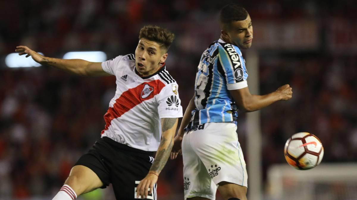River se queda sin final de la Libertadores