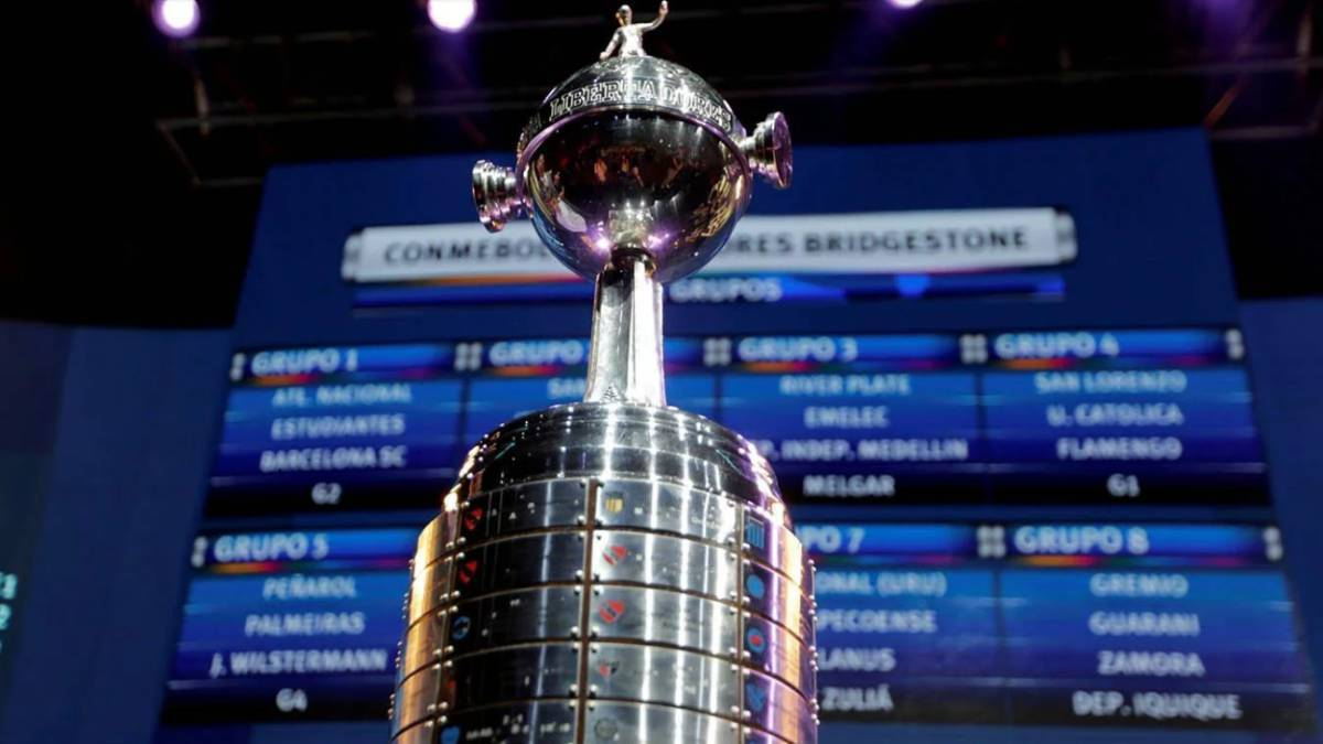 Resultado de imagen para se sorteó la copa libertadores de america 2019