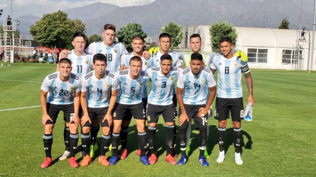 """Resultado de imagen de Sudamericano Sub 20 de fútbol argentina"""""""