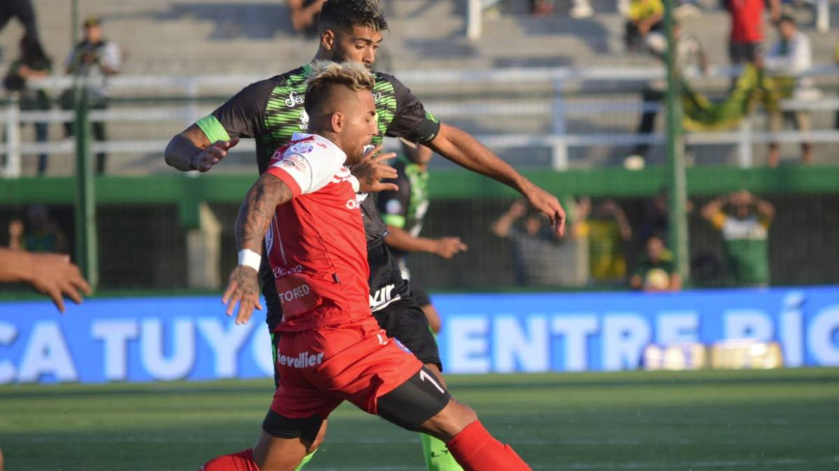 Defensa y Justicia 2-1 Argentinos  goles c41274b1cd1b4