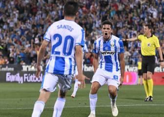 Boca quiere arrebatarle al Leganés a Guido Carrillo