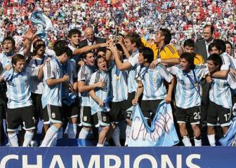 Las juveniles de Argentina siguen acumulando fracasos