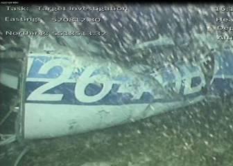 """El avión de Sala no tenía licencia y volaba """"demasiado rápido"""""""