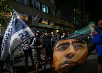 """El médico de Maradona: """"Es una cirugía de rutina"""""""