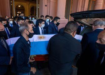 Qué es el edema de pulmón, la causa de la muerte de Maradona